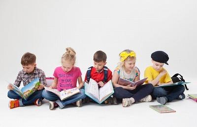 読書好きの子供