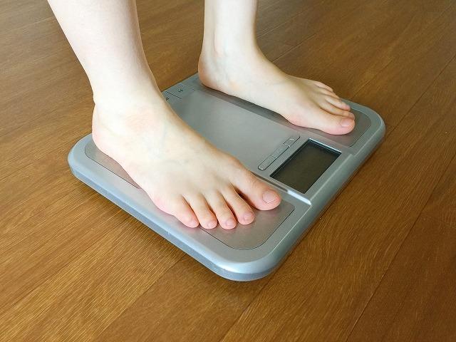 体重 時間 ダイエット 測る